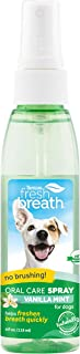 product image for TropiClean Fresh Breath Instant Fresh Breath Solutions - Made in USA - Simply Spray into Pet's Mouth - Easy to Use