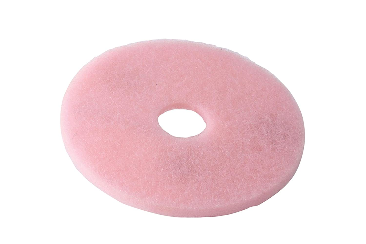 """2 Boxes of 5 New 3M Floor buffer pads Eraser Burnish Pads Pink 3600 Buffing 20/"""""""