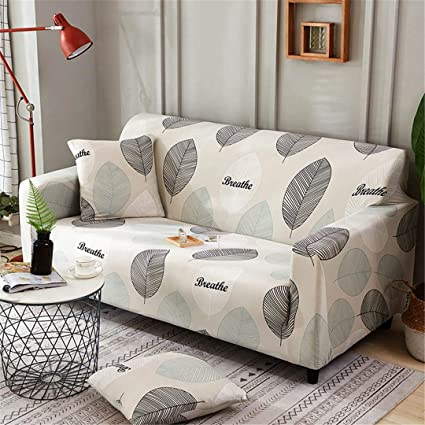 Amazon.com: BENSHENGLAI Sofa Slipcovers Spandex Funda Sofa ...