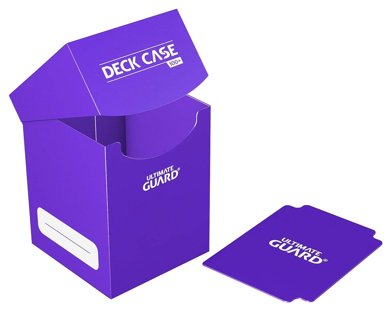 Ultimate Guard Db Deck Case 100Ct Violet Cards UGD010305