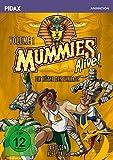 Mummies Alive - Die Hüter des Pharaos, Vol. 1 / 14 Folgen der Kult-Zeichentrickserie (Pidax Animation) [2 DVDs]