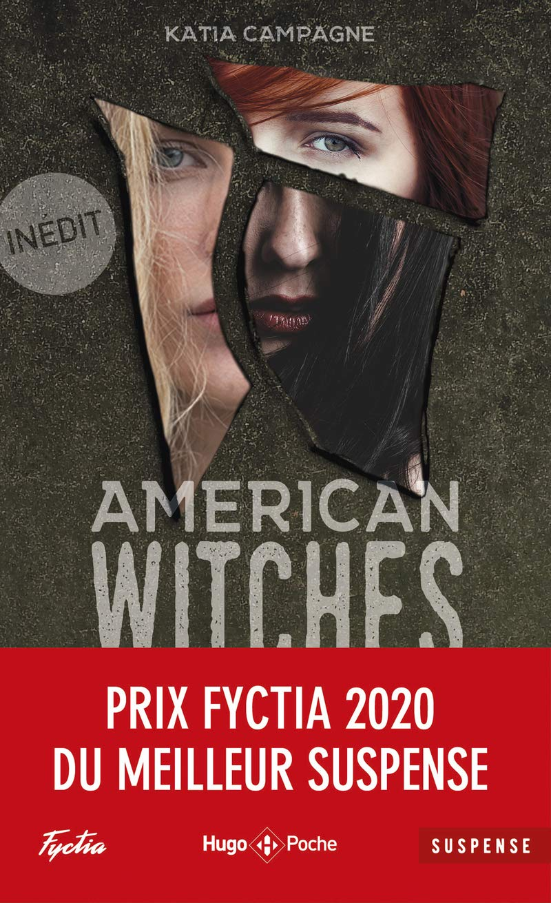 Katia Campagne – American Witches 71kNMnkm7bL