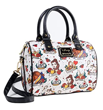 675bc636bf5 Loungefly Bags Loungefly x Disney Beauty and The Beast Tattoo Bag ...