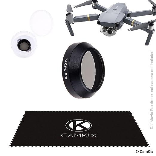 7 opinioni per CamKix PL Filtro per DJI Mavic Pro- Include un Filtro Polarizzatore CamKix (PL),