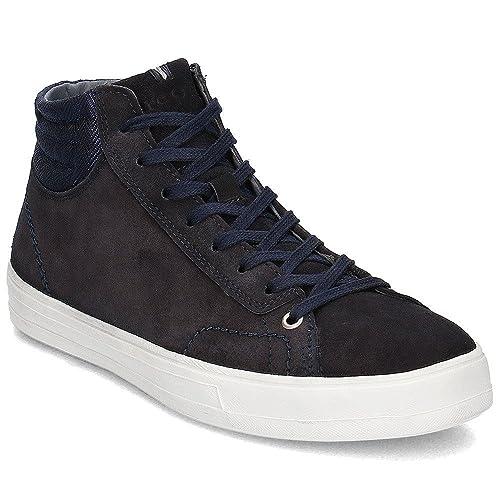 Marc OPolo - Zapatillas de Piel para Hombre: Amazon.es: Zapatos y complementos