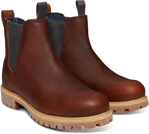 Timberland Premim Chelsea, Botin para Hombre: Amazon.es: Zapatos y complementos