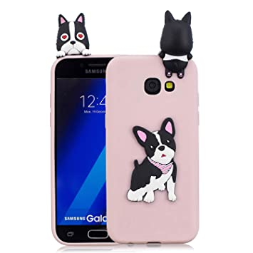 Amazon.com: for Samsung Galaxy A5 2017 (A520) Silicone Case ...