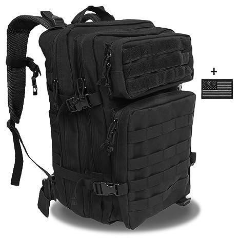 a7ee59e86c Amazon.com   Z ZTDM 40L Weekend Pack