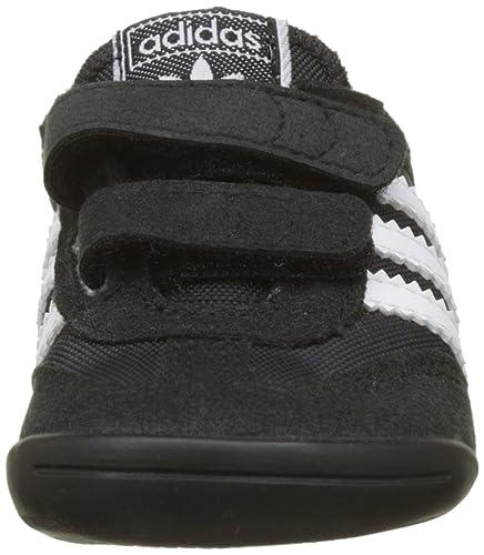 on sale f2456 e2a20 adidas Dragon L2w Crib, Scarpe da Ginnastica Basse Unisex-Bimbi, Nero  Footwear White Core Black, 21 EU  Amazon.it  Scarpe e borse