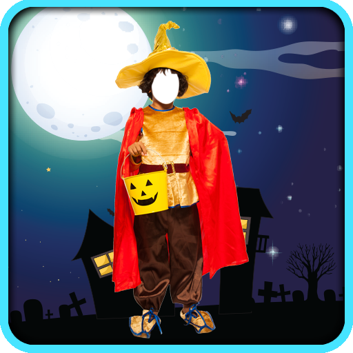 Halloween Photo Editor -