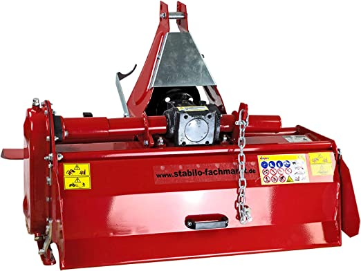 Suelo Fresadora/Trasero Fresadora 95 para tractores 20 – 30 PS: Amazon.es: Jardín