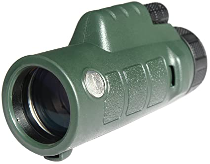 Buy ueasy 10x42 compact waterproof fogproof monocular high