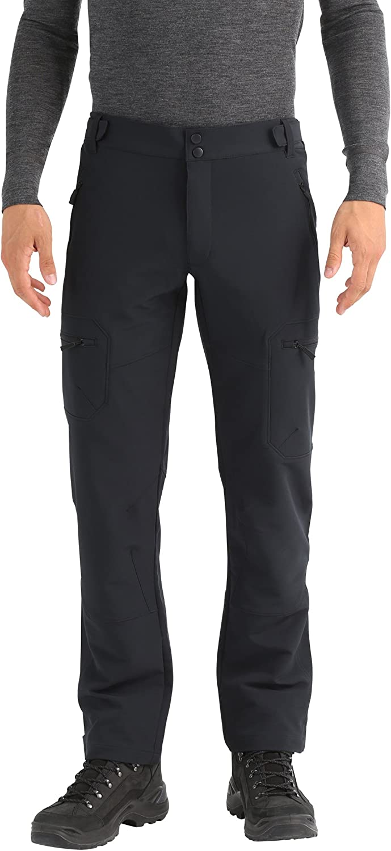 Lower East Pantalones softshell de hombre