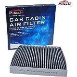 POTAUTO MAP 1015C Heavy Activated Carbon Car Cabin Air Filter Replacement compatible with HYUNDAI, Azera, Sonata, Santa Fe, KIA, Magentis, Optima