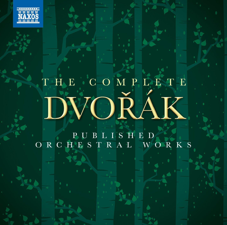 Dvorák: Complete Published Orchestral Works by Naxos Box Sets