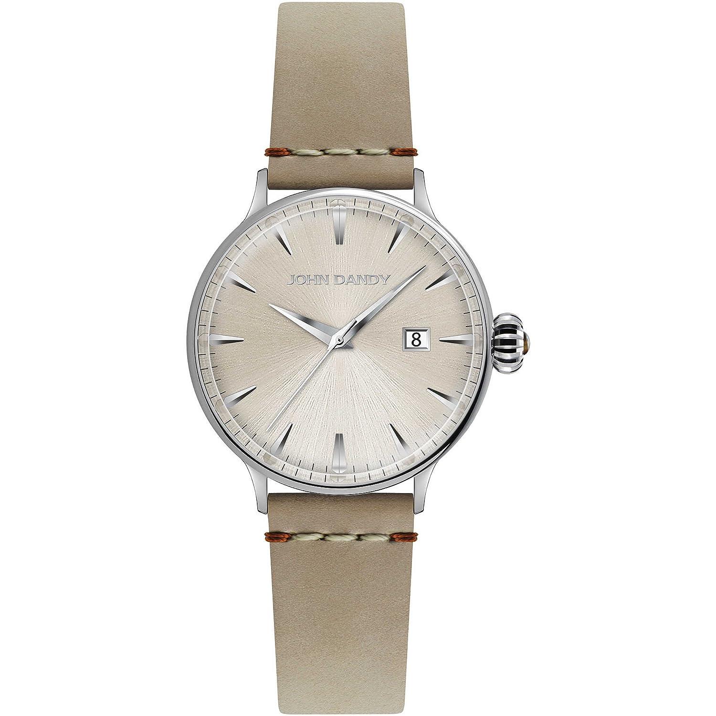 Uhr nur Zeit Damen John Dandy Casual Cod. jd-2609l-12