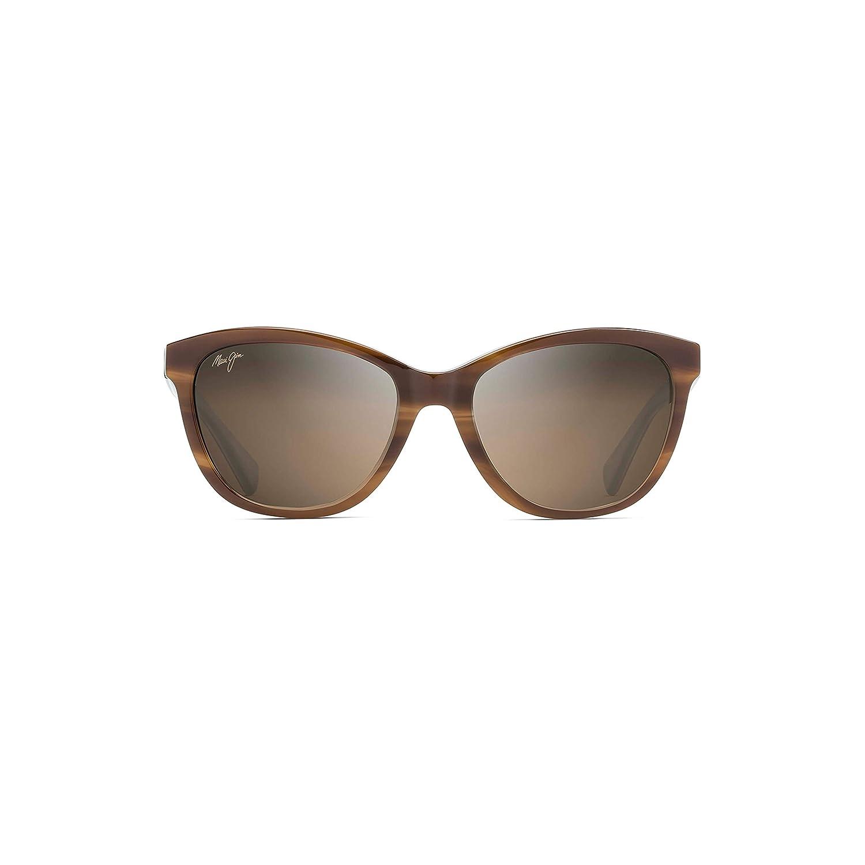 【代引可】 Maui Jim CANNA Polarized Cat [並行輸入品] Eye Sunglasses hs769-03t 偏光レンズ マウイジム Polarized 偏光レンズ レディース メンズ用 サングラス [並行輸入品] B0725ZV6FL, インテリア照明 ネクストスタイル:0607b521 --- ballyshannonshow.com