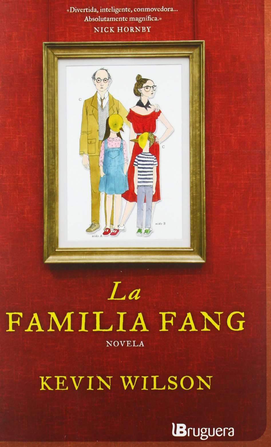 La familia Fang / The Fang Family (Spanish Edition) (Spanish) Paperback – July 17, 2012