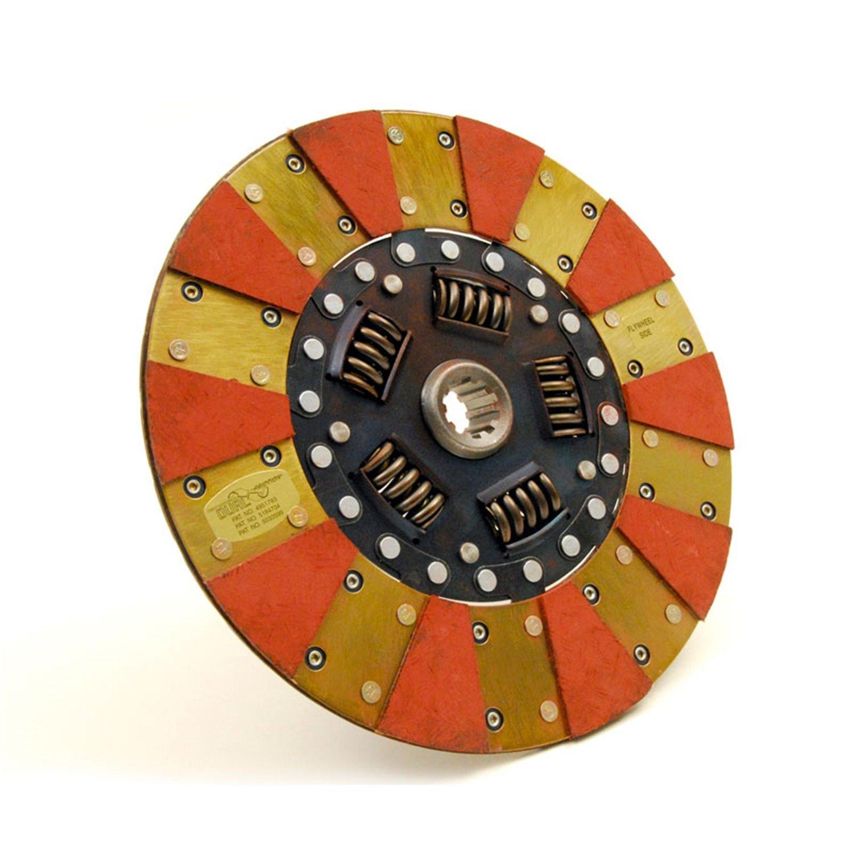 Centerforce DF383735 Dual Friction Clutch Disc
