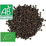Poivre Noir grains entiers Bio 100g