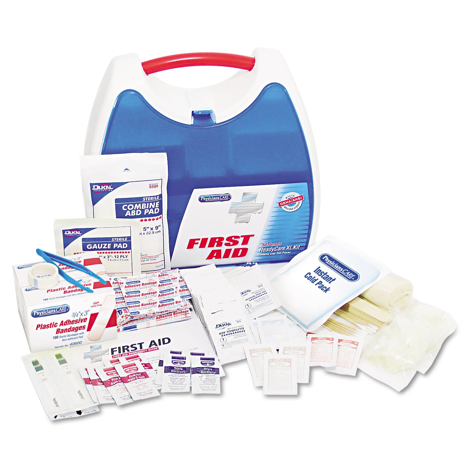 ACM90122 - PhysiciansCARE ReadyCare First Aid Kit for up to 50 People