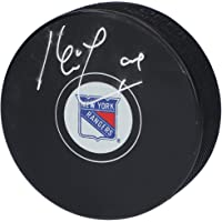 $21 » Kevin Lowe New York Rangers Autographed Hockey Puck - Fanatics Authentic Certified - Autographed NHL Pucks