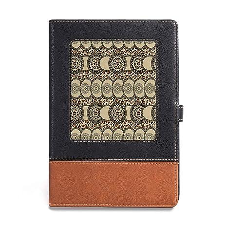 Amazon.com: Yoga, cuaderno de escritura vintage, A5, para ...