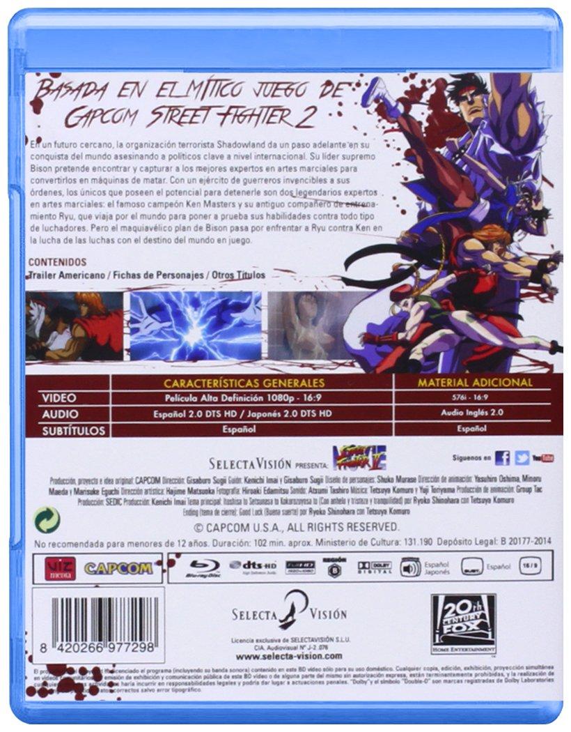 Amazon.com: Street Fighter II - Edición Coleccionistas ...