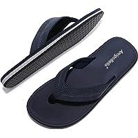 ARRIGO BELLO Chanclas Hombre Flip Flops Playa Piscina Verano Ducha Antideslizante Cómodo Interior y Exterior Sandalias…
