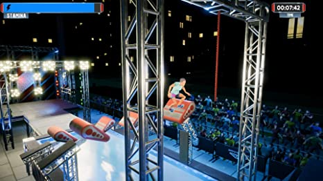 American Ninja Warrior for Xbox One [USA]: Amazon.es: Game Mill ...