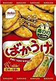 栗山米菓 ばかうけ青のり 18枚×6袋