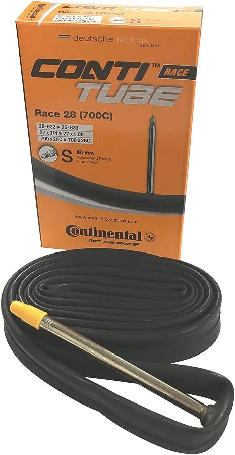 Continental Race 28 700 x 20-25c Road Bike Inner Tubes Pack of 10 Presta 42mm