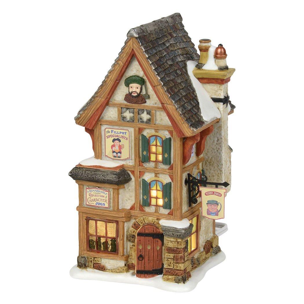 Dickens Village Dickens Village Olde Pearly's Toby Jugs
