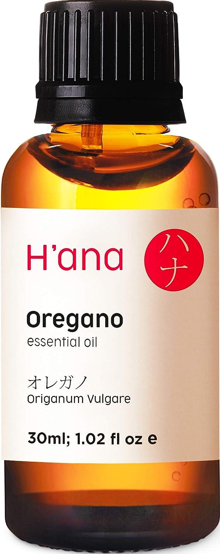 Aceite esencial de orégano – Ahoy Fresh Breeze (30 ml) – Aceite de orégano de grado terapéutico 100% puro