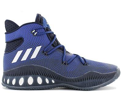 adidas Crazy Explosive B49394, Zapatillas de Baloncesto: Amazon.es ...