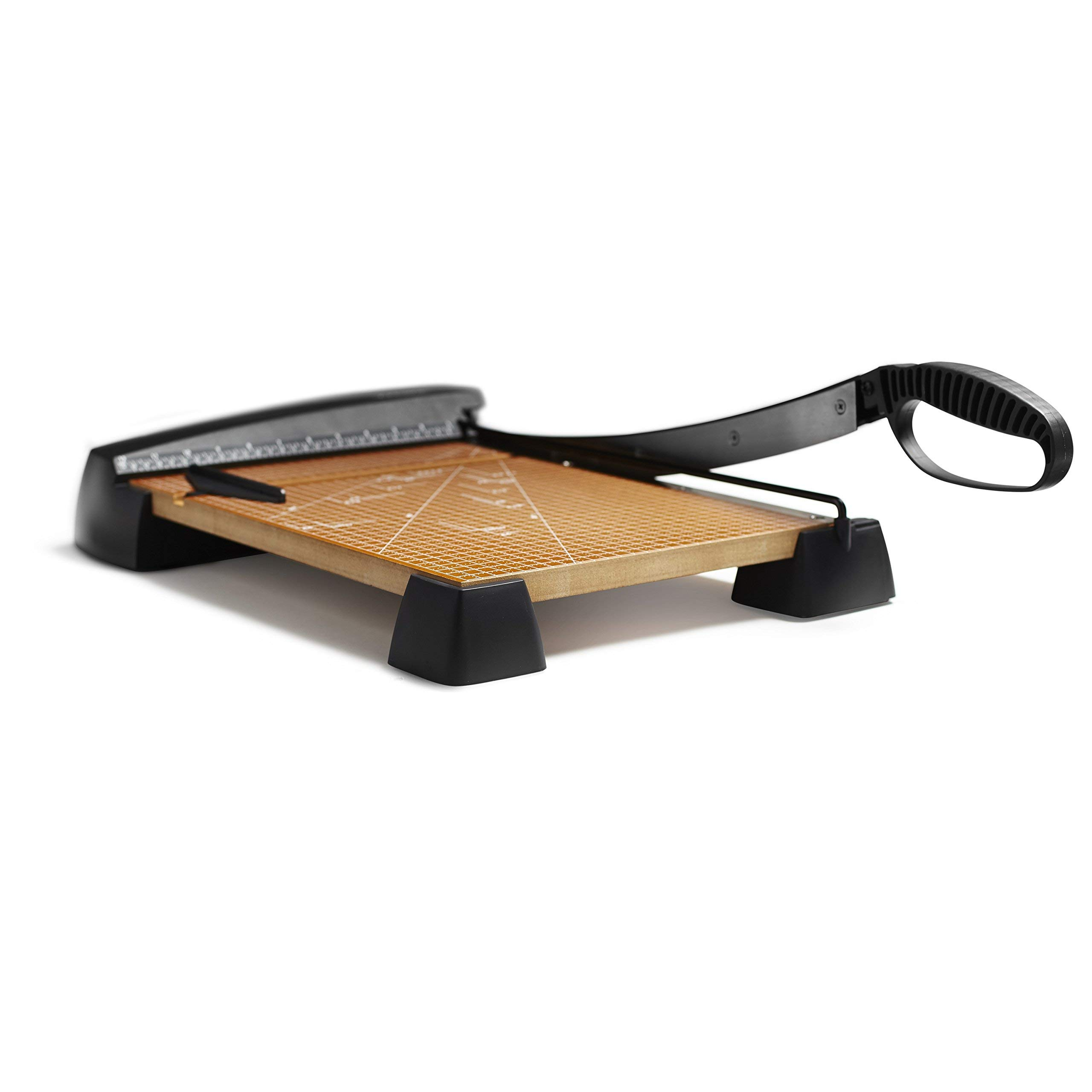 X-ACTO Heavy Duty Wood Guillotine Trimmer, 15 Inches (Renewed) by X-Acto