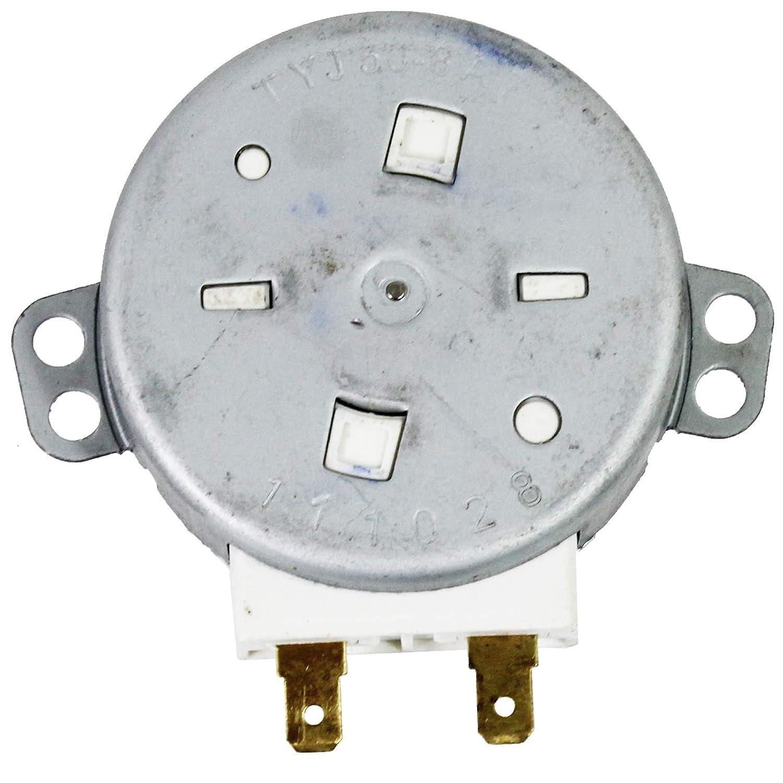 Spares2go TYJ508A7 TYJ50-8A7 - Motor de placa giratoria de cristal ...