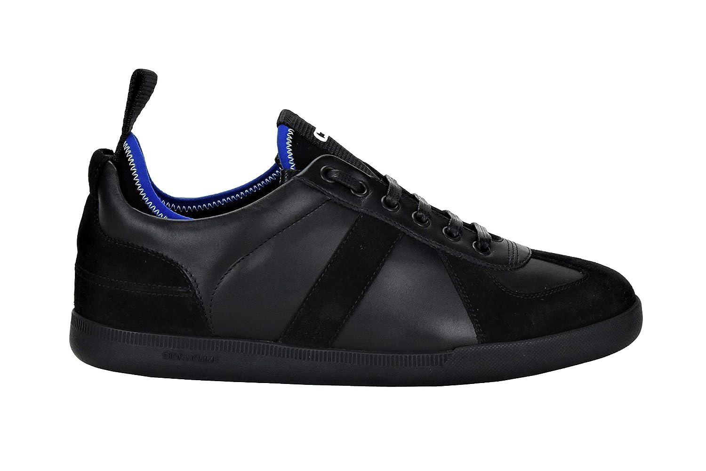 negro Dior zapatos Hauszapatos de Deporte hombres en Piel negro