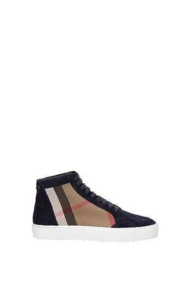 0bbdd7af9dc BURBERRY Sneakers Femme - Suède (4024918) 35 EU  Amazon.fr  Chaussures et  Sacs