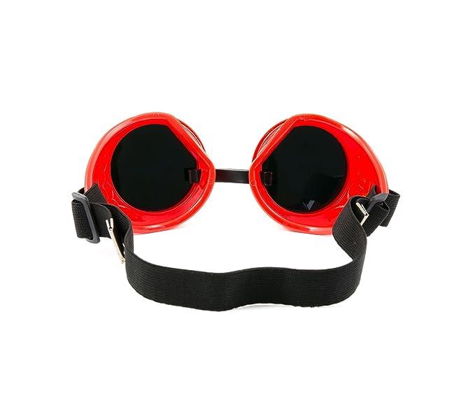 Welding Cyber goggles de soleil des Lunettes de Soudage Steampunk Antique Copper (gray) y6NdWaEpw