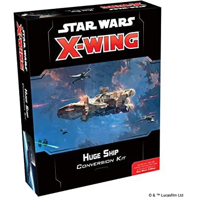 Star Wars X-Wing 2ND Edition: Huge Ship Conversion Kit: Toys & Games