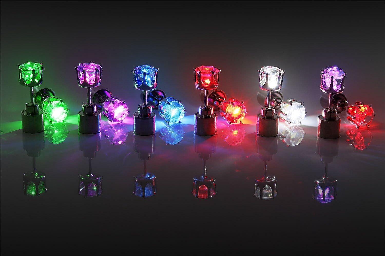 TM LED led-fashion Boucles doreille ucult