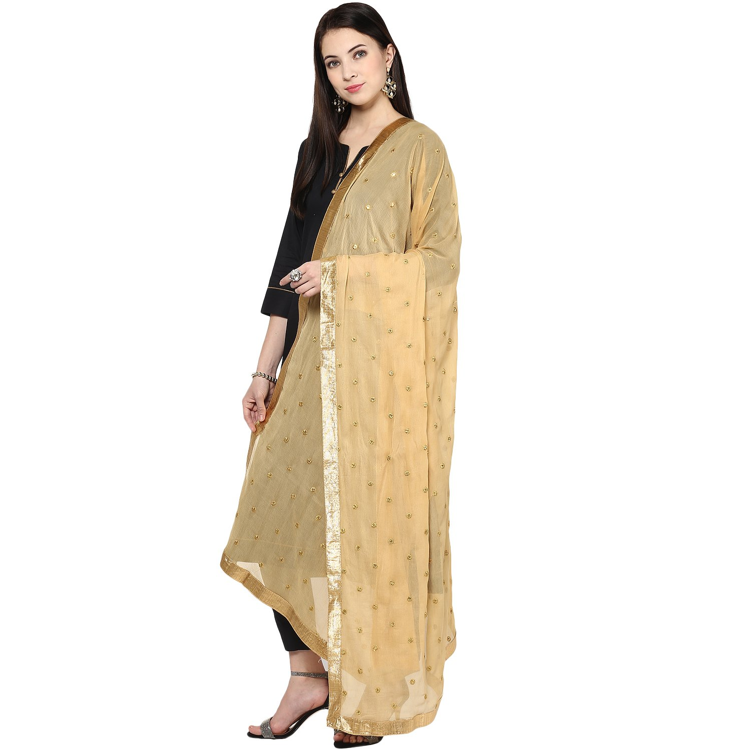 7b4d6dc015 Dupatta: Buy Stoles online at best prices in India - Amazon.in
