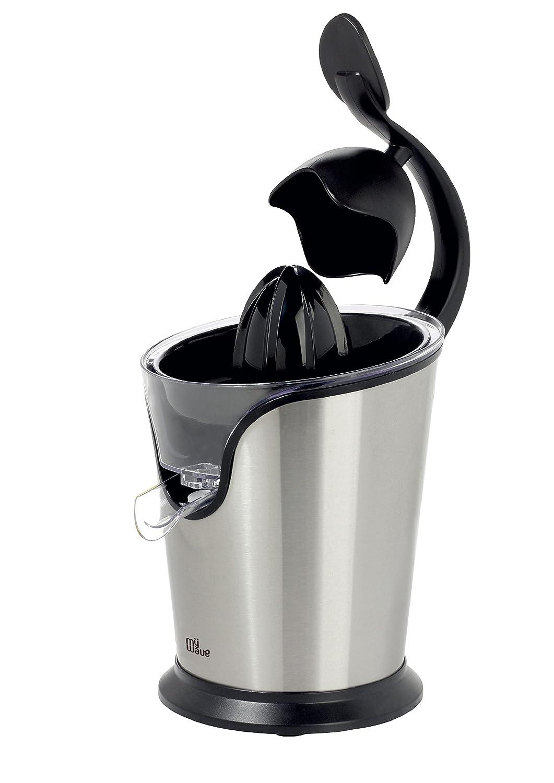 MyWave GS-401Y Exprimidor de palanca 85 W, 0.75 litros, 0 Decibeles, Negro y plateado: Amazon.es: Hogar