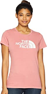 9f2957a410 Amazon.com: The North Face Women's S/S Half Dome Tee: Clothing