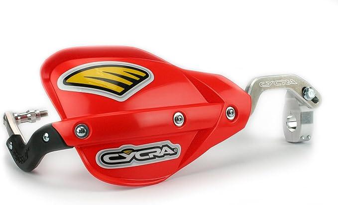 CYCRA Probend CRM Handguard 1-1//8 Bar Racer Red 1CYC-7402-32X
