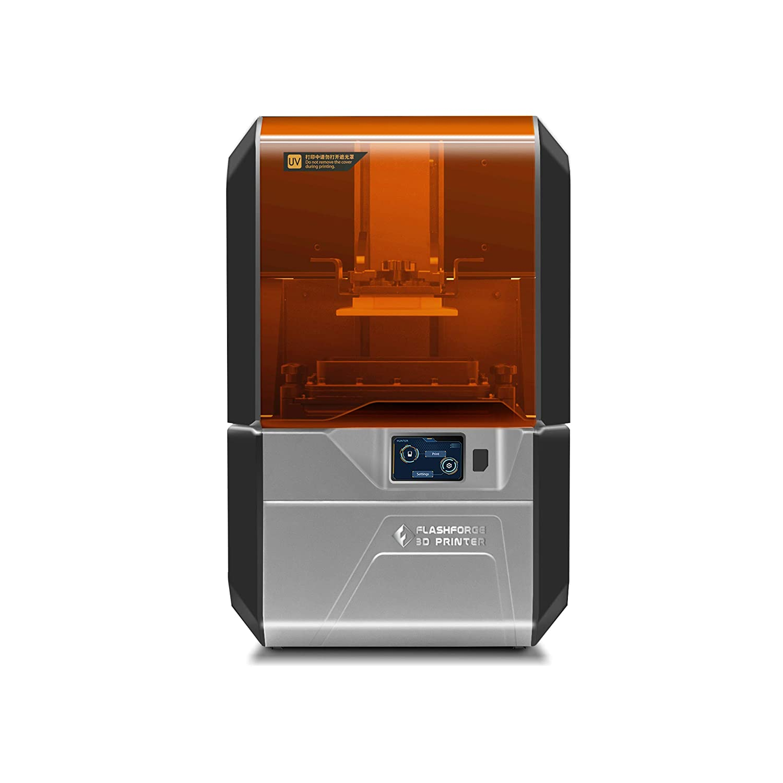 Flashforge Hunter Impresora 3D DLP de resina profesional: Amazon ...