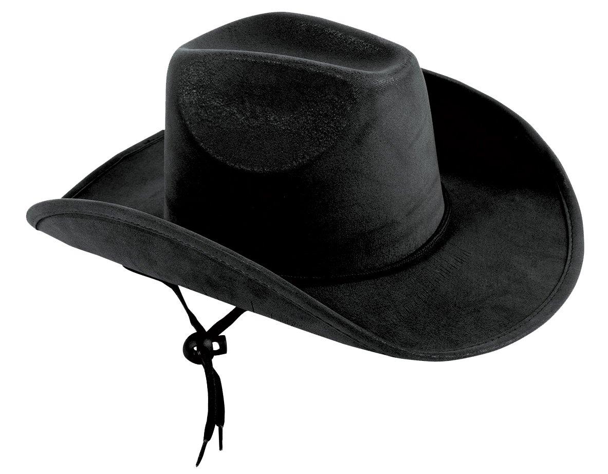 Wild West Cowboy Children's Hat Accessory - Black