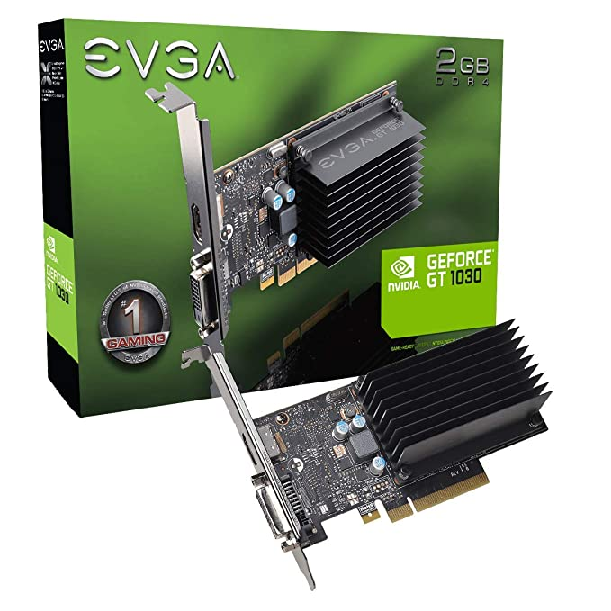 Amazon.com: EVGA GeForce GT 1030 SC 2GB GDDR5 tarjeta ...