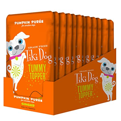 Amazon.com: Tiki - Tope para chupete de perro, 0.13 oz Bolsa ...